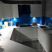 AJ Glass Offer Premium Kitchen Splashbacks In Glasgow
