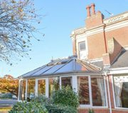 Conservatory roof insulations