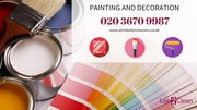 Painting services in Wimbledon