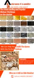 Best Kitchen Granite worktops Provider in the UK – Astrum Granite