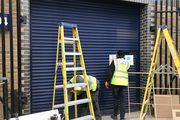 Roller Shutter Repair London