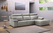 Italian made leather sofas