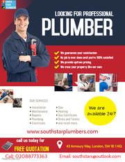 Plumber Putney