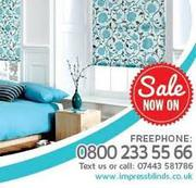 Make your home look perfect with perfect fit blinds.