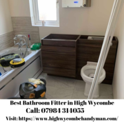 Trained Professional in High Wycombe to Renovate Your Bathroom