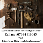 Landlord Services High Wycombe