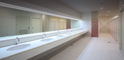 Commercial washroom refurbishment & installation Contractors Company