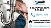 Local Plumbers London | Plumbing Company London | Rennils