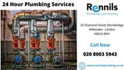 Local Plumbers London | 24 Hour Plumbing Services