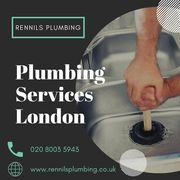 Emergency Plumbing Services | Plumbing Company London